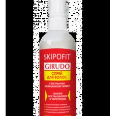 Спрей для волос с экстрактом медицинской пиявки